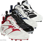 Warrior Burn Speed 4.0 Molded Men's Lacrosse Cleats Athletic Shoe $79.99