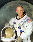 APOLLO 11 BUZZ ALDRIN 01 SIGNED PHOTO PRINT