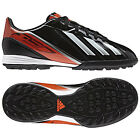 adidas F 10 TRX TF TURF  2013 Soccer Shoes Black / Red / White New  KIDS- YOUTH