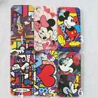 1 x Abstract Mickey Minnie Heart Hard Back Case Skin for iPhone 4G 4S 6 models