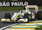 JENSEN BUTTON 10 (BRAWN 2009) PHOTO PRINT