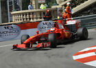 KIMI RAIKKONEN 08 ( MONACO 2009) PHOTO PRINT