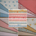 Fat Quarter Bundles 100% cotton Japanese fabric quilting doll house patchwork