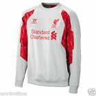 WARRIOR LIVERPOOL TRAINING SWEAT TOP  2013/14 KIDS 100% AUTHENTIC
