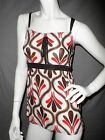 **NWT** HAPPIE 2 Casual Career Stretch Baby doll Empire Waist Sleeveless Top