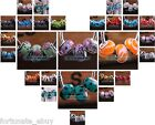 Murano Lampwork Glass Big Hole Beads Fit European Bracelet Charms Finding Spacer