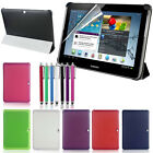 Magnetic PU Leather Case Cover for Samsung Galaxy Tab 2 10.1 P5100 P5110 P5113