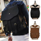 ChanChanBag Men's College Backpack School Bag Faux Leather Rucksack 130 AU