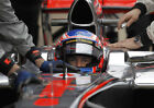 JENSON BUTTON 13 (JEREZ 2013) PHOTO PRINT