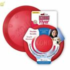 KONG Flyer Accurate Flight Soft Catch Rubber Frisbee Flying Disc