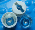 Lens case stand holder white For 1w 3w 5w LED 120 90 60 45 30 20 10 15 5 degree
