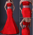Sexy Slim Mermaid Women's Ball Prom Evening Formal Party Cocktail Long Dress New