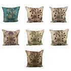 """Beautiful Floral Trail Cushion Covers Available in Various Colours 18"""" x 18"""""""