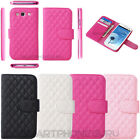 Flip Wallet Leather Case Cover for Samsung Galaxy Grand Duos i9080 I9082 i9062