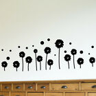 COSMOS wall sticker decals children flower girl stickers art vinyl flowers decor