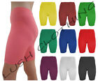 B28-CROPPED CYCLING SPORT STYLE SHORTS LEGGINGS HOT PANTS-SIZE 10,12,14,16