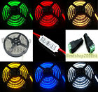 5M 3528 SMD 300 600 LEDs Waterproof DIY Party Decorations Strip Flexible Lights