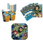 Toy Story Birthday Party Supplies Kit Plates Napkins & Cups Set for 8 or 16 NEW