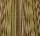 SCHUMACHER EPINGLE STRIPE SPRING GREEN UPHOLSTERY PILLOW CUSHION FABRIC REMNANTS