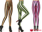 2013 New Women's Digital Printing Lines Striped Leggings Elasticity Tight Pants