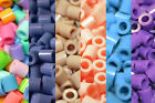 MORE COLORS! Authentic Perler Beads Iron Fuse Bulk Lot 500 1000 Count Bags Melty