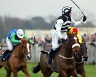 MOSCOW FLYER 04 RIDDEN BY BARRY GERAGHTY (HORSE RACING) PHOTO PRINT