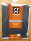 xtreme mac black hard microshield sc durable case cover ipad 2 ultra thin new