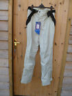 TRESPASS CAB STONE WATERPROOF BREATHABLE SKI BOARD PANTS SALOPETTES LM BLACK XXL