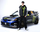 KEN BLOCK 01 (MONSTER ENERGY RALLY CARS) PHOTO PRINT