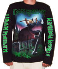 Iron Maiden Run to the Hills Long Sleeve Metal T-Shirt All Sizes