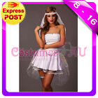 Wedding Bride To Be Hens Night Fancy Dress Party Costume Fancy Dress Outfit