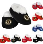 NHL Hockey Team Logo Children Infant Baby Booties Shoes Slippers - Great Gift! $11.99 USD on eBay