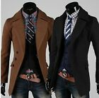 HOT Men's Luxury Casual Style Stylish Design Slim Fit Blazers Coats Suit Jackets