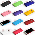 Hard Plastic Matte Back Cover CASE for HTC One M7