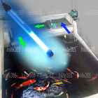 UVC Light Sterilizer Aquarium Fish Tank Koi Pond Pool Water Treatment Clarifier