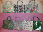 Cath Kidston Oil Cloth Open Carry All Bags (40x30x12cm) BNWT *Next Day Dispatch*