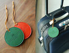 Play Obje - Tripping Tag -Luggage Name Tag Travel Accessory Classy Faux Leather