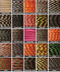 550 Paracord Military Spec Type III 7 strand parachute cord 10 25 50 100 ft