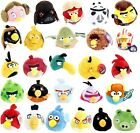 "NEW OFFICIAL 4"" 6"" 8"" PLUSH ANGRY BIRDS AND ANGRY PIG SOFT TOY ANGRY BIRDS TOYS"