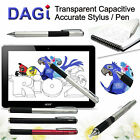 2 in 1 Capacitive Stylus Pen for Samsung Galaxy Tab Tab2 Tab3 S4 S3 S2-DAGi P604