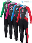 Odyssey 3mm Childs Kids Junior Teenage Full Steamer Titanium Wetsuit XXS-XXL