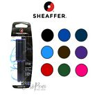 "Sheaffer Fountain Pen Classic Ink Cartridges ""Skrip"" Refill - All Colours"