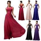 New Homecoming Evening Formal long Prom Cocktail Dresses Wedding Party Gown Pink