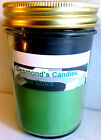 Desmond's Candles Homemade Scented Dallas Stars (Apple/Licorice) Soy Jar Candle