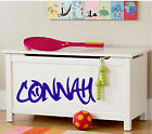 Personalised Boys Graffiti Name - Wall Art Quote - Vinyl Sticker Decal