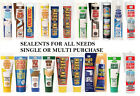 CARTRIDGE WOOD ROOF FRAME KITCHEN BATHROOM SEALANT FILLERS ADHESIVES SILICONE