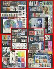 Commemerative sets 2001 - 2010 UNMOUNTED MINT or VERY FINE USED. SG. 2178 - 3135