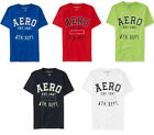 Mens Aeropostale T-Shirt Sizes XS, S, M, L, XL, 2XL, 3XL NWT Athletic Ts '87 NEW