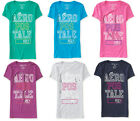 Aeropostale T-Shirt Womens Junior Sizes XS, S, M, L, XL, 2XL NWT '87 Shine Tees