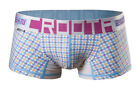 CROOTA Mens Underwear Boxer Briefs, Low-Rise Trunks: All sizes S / M / L / XL